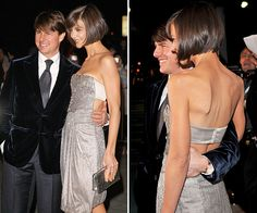 January 9, 2008 Photo - How Katie Holmes Transformed During Tom Cruise Marriage - Us Weekly