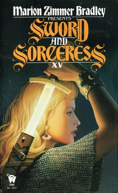 Sword and Sorceress XV (1998) edited by Marion Zimmer Bradley. Mostly very short stories, and the main characters are female.  An enjoyable read, though no really outstanding stories. Finished 23rh Aug 2015, first read.