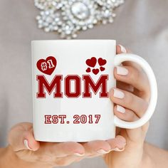 Gift for Mother Mom from Daughter Son Mother's Father's Day Birthday Anniversary Proud Chemist Mom of Awesome Daughter 20oz Water Bottle Insulated Tumbler Stainless Steel