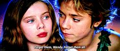 This is my favorite adaptation of Peter Pan (2003).  It was Perfect! Peter Pan 2003, Peter Pan Movie, Peter Pan Disney, Peter Pan Images, Jeremy Sumpter, Peter And Wendy, Movies Worth Watching, Old Disney, Retro Outfits