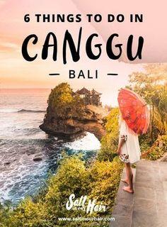 6 Things to do in Canggu - Bali