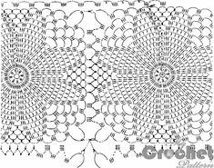 Cute crochet scarf with blue daisies for women Filet Crochet, Art Au Crochet, Beau Crochet, Crochet Diagram, Cute Crochet, Irish Crochet, Beautiful Crochet, Crochet Shawl, Crochet Doilies