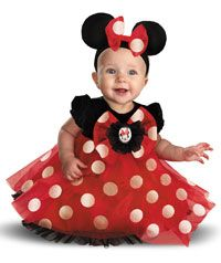 Are you looking for a cute costume for your baby girl then try baby minnie mouse costume . Minnie mouse is really cute costume idea for both Halloween or birthday party. Minnie mouse costumes looks. Minnie Maus Halloween, Disfraz Minnie Mouse, Minnie Mouse Halloween Costume, Red Minnie Mouse, Baby Girl Halloween Costumes, Baby Mouse, Toddler Costumes, Cute Costumes, Disney Costumes