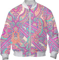 jacket designed by Paisley Power. 2 sold in the last 7 days. slightly amazed