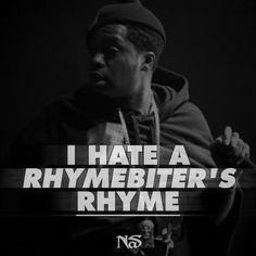 I Hate a Rhymebiter's Rhyme