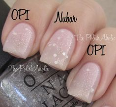 OPI NYC Ballet Soft Shades 2012 Collection Swatches!