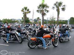 Myrtle Beach, bike week