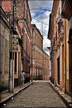 ❤️ ... Ruela do bairro Cidade Velha.