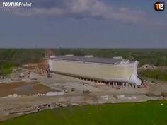 El nuevo Arca de Noé [VÍDEO]