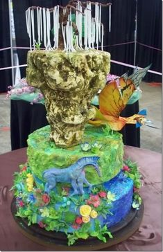 avatar cake. Cool... Now cut me a piece (jking)