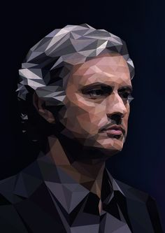 Jose Mourinho | The Special One - The Football Manager Series by Trimm. www.trimmm.co.uk