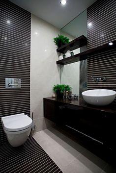 Basement Bathroom Ideas On Budget, Low Ceiling and For Small Space! Small Basement Bathroom, Add A Bathroom, Small Basement Remodel, Small Bathroom Layout, Bathroom Plans, Modern Bathroom Design, Basement Remodeling, Bathroom Renovations, Bathroom Ideas