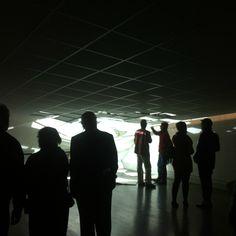 Helena Hietanen and Jaakko Niemelä, Chaos&Beaty exhibition in Art Hall Helsinki, Finland