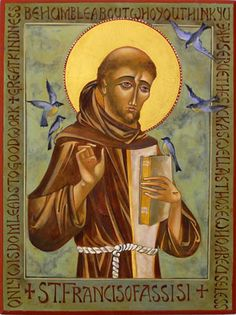 Saint Francis of Assisi | Mary Jane Miller