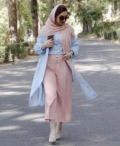 Abaya Fashion, Muslim Fashion, Suit Fashion, Modest Fashion, Daily Fashion, Fashion Dresses, Womens Fashion, Beautiful Casual Dresses, I Dress
