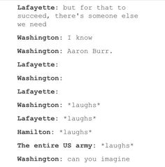 *lifts a middle finger in the air bc Aaron Burr is amazing but these things are hilarious I'm sorry*