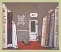 Love Hanlie Kotze's art.