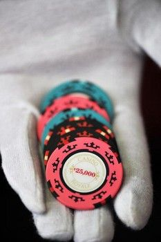 Casinos see high roller revenues decline in tough economy