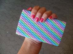 Tara From Sahara: A pearl cover for smartphone