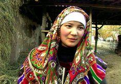 Women from Kyrgyzstan