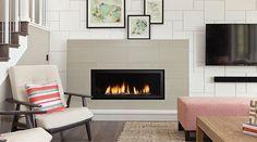 Regencyガス暖炉「コンテンポラリー」シリーズHZ40E