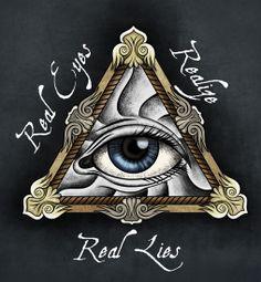 All seeing eye Masonic symbol http://tshirtinked.net/