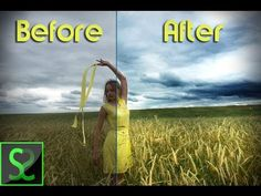 How to enhance colors on fade photos | Photoshop tutorial - YouTube