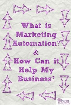 How Marketing Automation Can Help Your Company