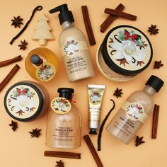 Body Shop At Home, The Body Shop, Body Shop Skincare, Beauty Care Routine, Bath And Body Works, Face And Body, Natural Skin Care, Vanilla Chai, Body Care