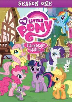 My Little Pony Friendship Is Magic Season One