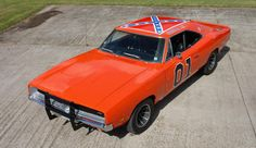 """TV Land pulls """"Dukes of Hazzard"""" from schedule; """"General Lee"""" car ..."""