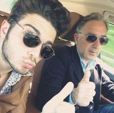 @GianGinoble: Daddy #dad #papa  ⭐️IL VOLO⭐️