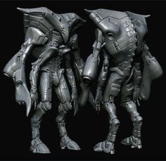 leon anthony enriquez   digital modeling and sculpting