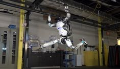 Hyundai Motor will acquire Boston Dynamics. The acquisition for nearly $1B will be finalized at Hyundai'sDecember 10 board meeting. #BostonDynamics #Hyundai Computer Vision, Social Science, Science And Technology, Technology News, Robot Technology, Latest Technology, Robot Atlas, Robot Humanoïde, Robot Bird