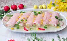 Fresh Rolls, Tuna, Sushi, Meat, Ethnic Recipes, Food, Essen, Meals, Yemek