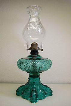 ANTIQUE OIL LAMPS - Google Search