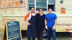 Chef John Toulze's latest venture with business partner Sondra Bernstein is a restaurant on wheels, The Fig Rig. The same place where Liam Mayclem met up with the two in Sonoma where they had their Foodie Chap chat!