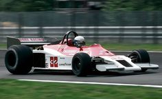 Keke Rosberg - Theodore - Monza 1978