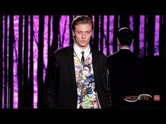DSQUARED² | FASHION SHOW MAN FALL WINTER 2016/17 | Exclusive Backstage (UHD) - YouTube #DSquared #FW1617 #DoNliness