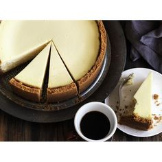 New York cheesecake recipe - By Australian Women's Weekly, There might be older attempts to make a cake out of cheese, but cheesecake as we know it was born in New York and this version is still the best.