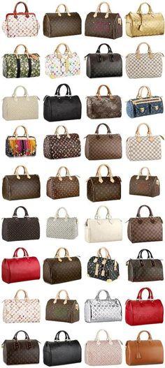 Bloggang.com : crumpler : 。◕‿◕。The legend of Louis Vuitton Speedy