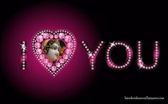 To view I Love You wallpapers in difference sizes visit - http://harekrishnawallpapers.com/i-love-you-radharani-artist-wallpaper-011/