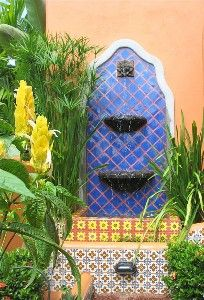 40 Best Spanish Style Fountains Images