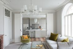 Chelsea - A Development Project - interior design - architectural remodelling