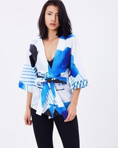 Buy Imperial Kimono by DELPHINE online at THE ICONIC. Free and fast delivery to Australia and New Zealand.