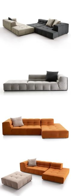 Patricia Urquiola Tufty-Too Sofa