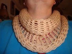 Knifty Knitter Cowl Patterns