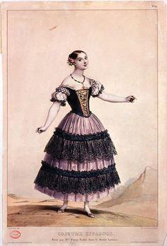 The Ballerina Fanny Elssler - Google Search