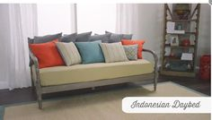 day bed at world market for office