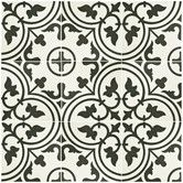"Found it at Wayfair - Artea 9.5"" x 9.5"" Porcelain Field Tile in White"